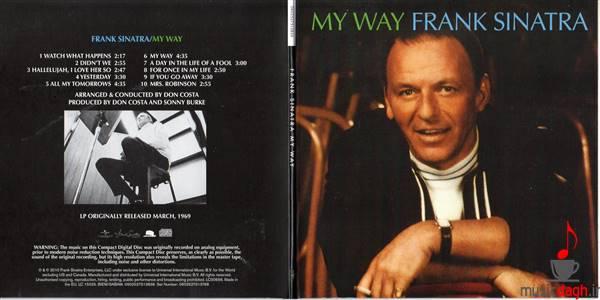 دانلود آهنگ My Way از فرانک سیناترا
