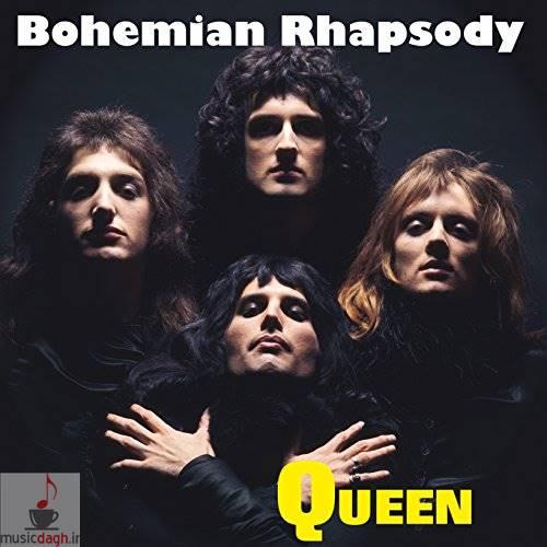 دانلود آهنگ Bohemian Rhapsody از گروه Queen