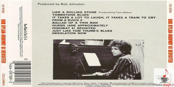 دانلود آهنگ Like a Rolling Stone