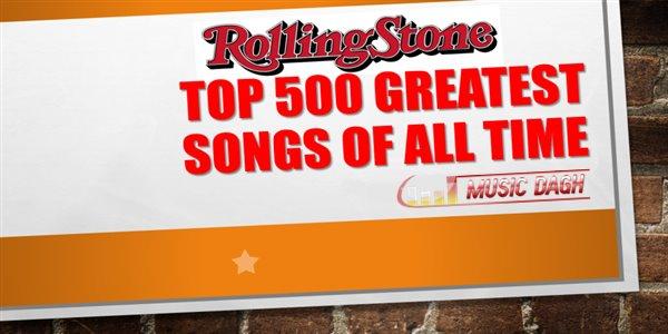 پانصد آهنگ برتر تمام دوران