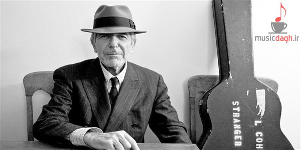 دانلود ده آهنگ برتر Leonard Cohen