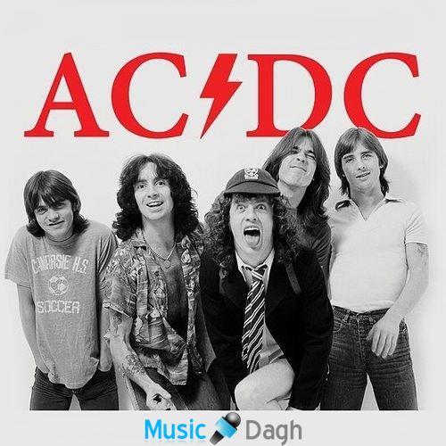 دانلود ده آهنگ برتر گروه AC/DC