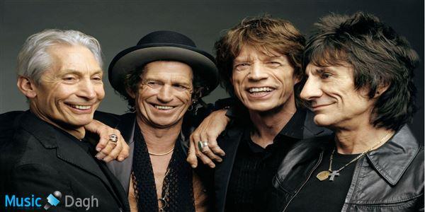 دانلود ده آهنگ برتر The Rolling Stones